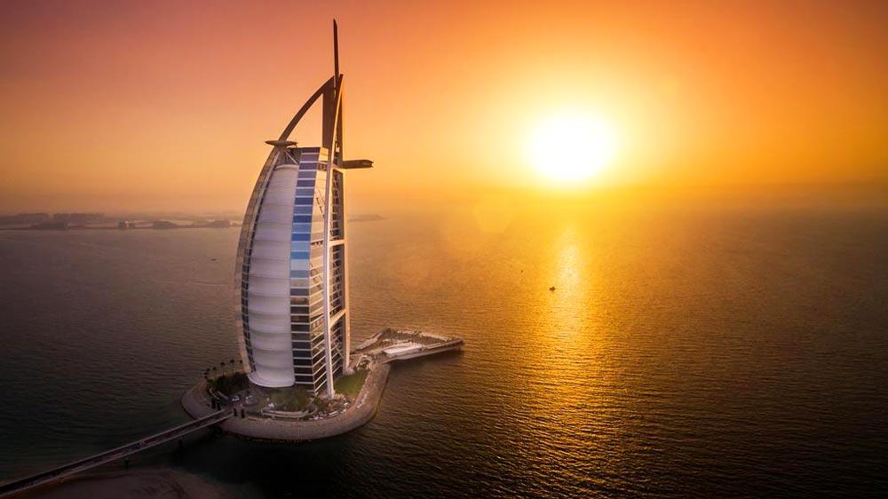самостоятельная поездка в ОАЭ