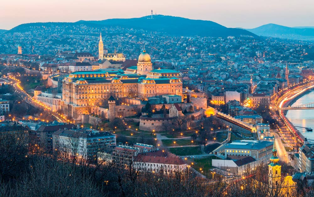 Куда съездить из Будапешта на один день