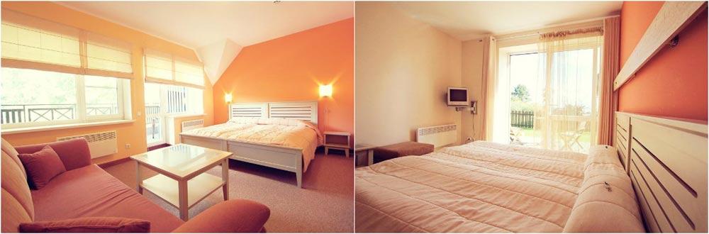 Цены на отели на Куршской косе в Калининградской области