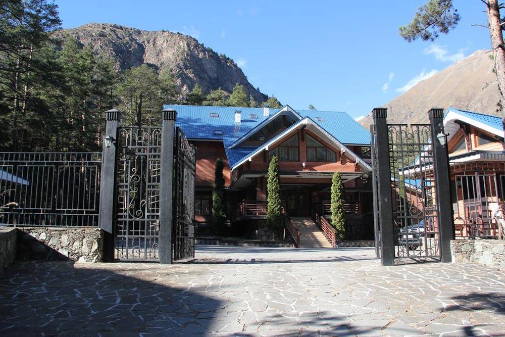 жилье в горах