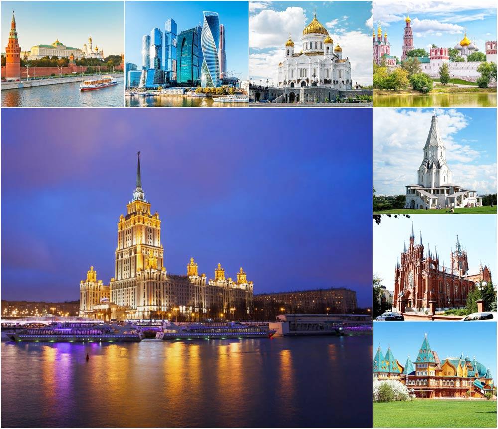 Стоимость экскурсии по Москве на автобусе