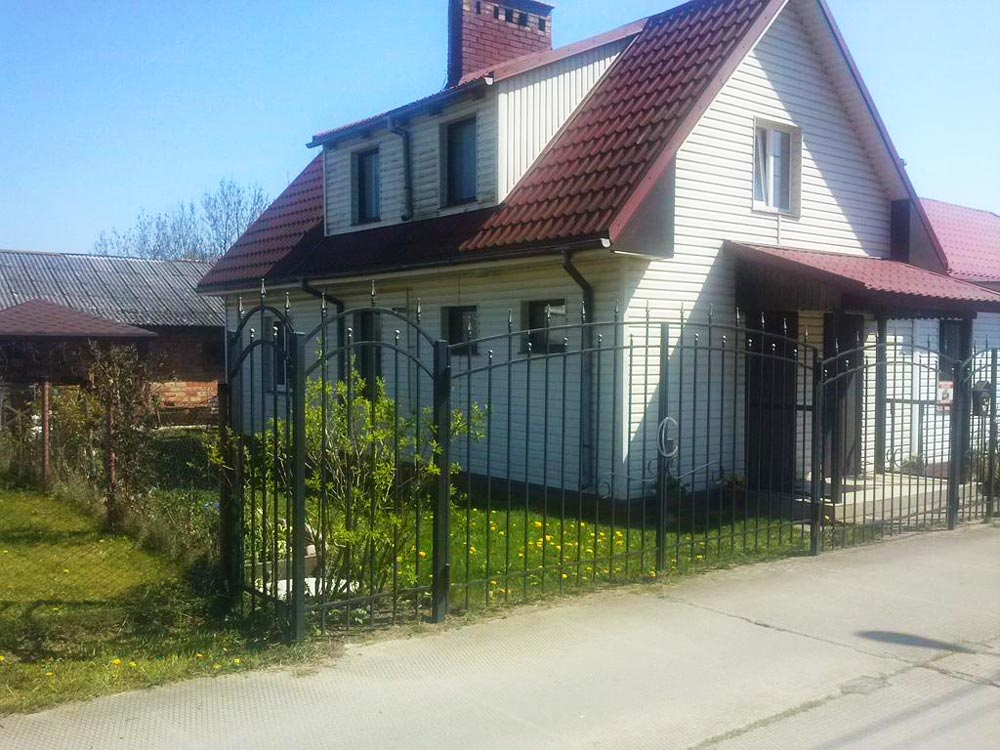 House on Veteranov