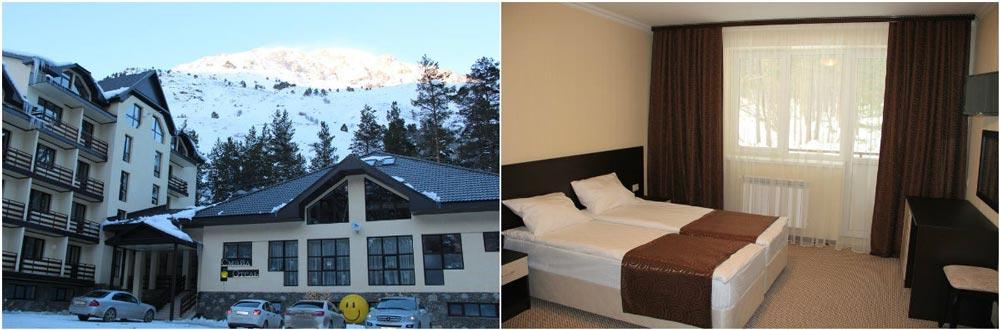 Лучшие отели Приэльбрусья для отдыха в горах