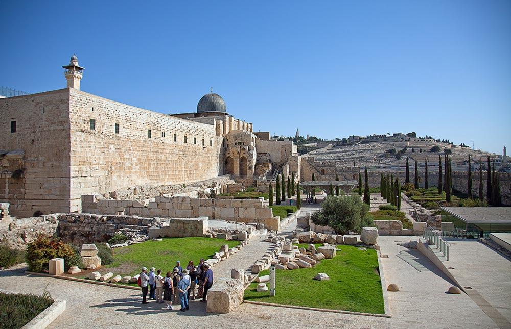 Путешествие в Израиль своим ходом