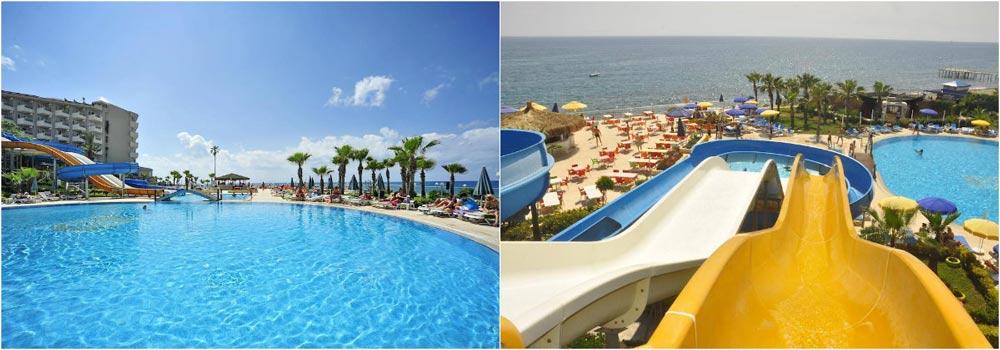 Отель в Турции у моря для отдыха с ребенком