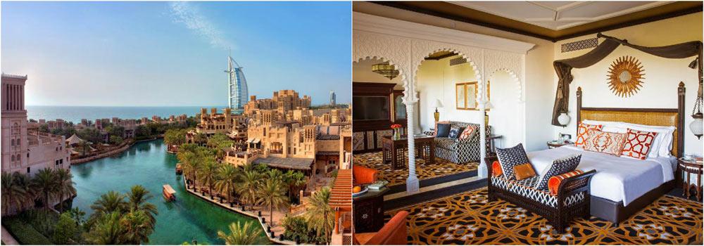 где лучше снять жилье в Дубае