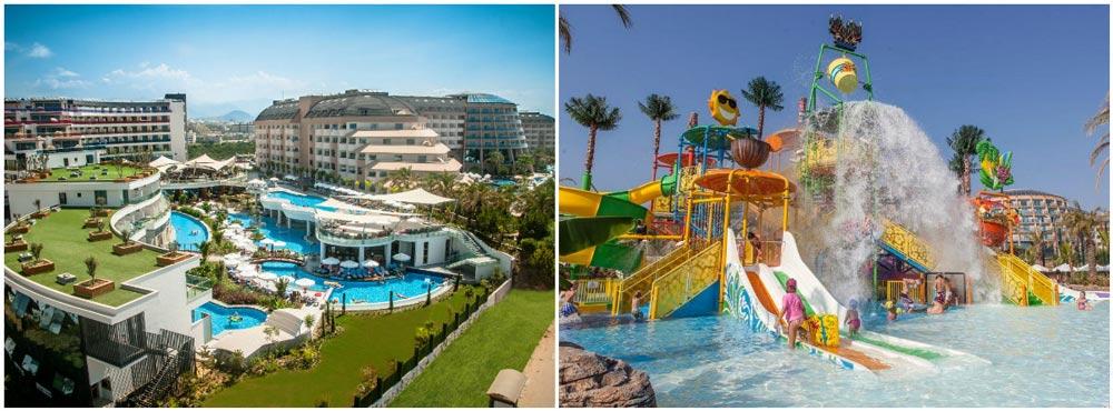 Отели с бассейном для отдыха в Алании с детьми
