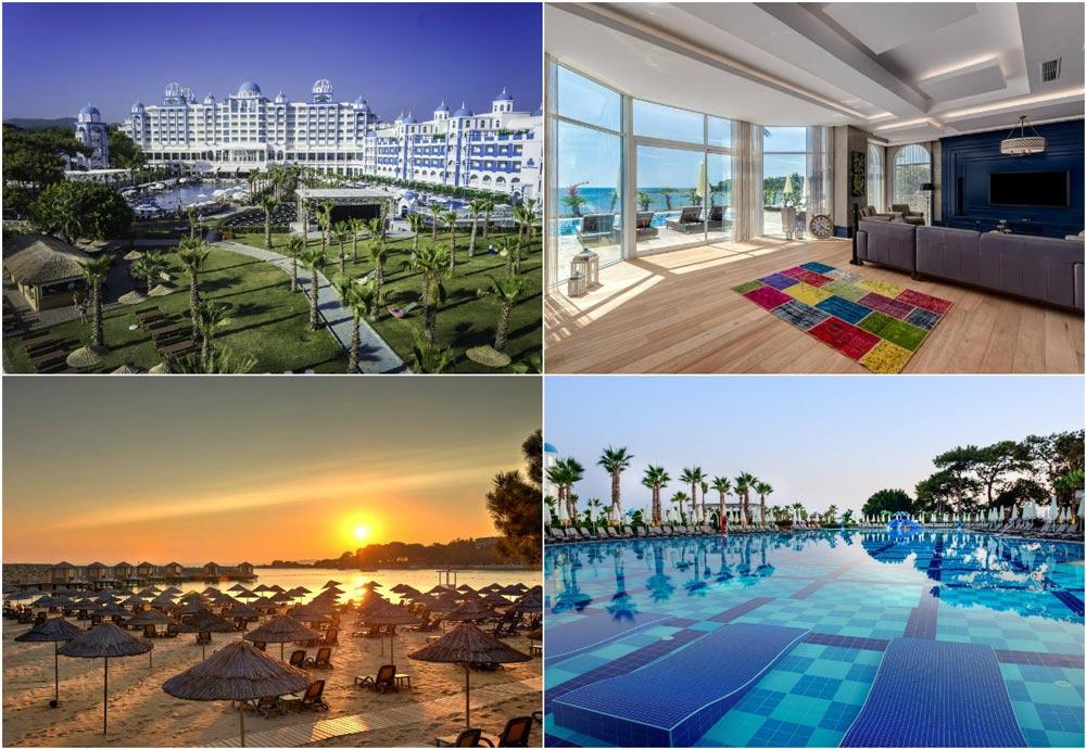 Лучшие отели Алании для отдыха с детьми все включено