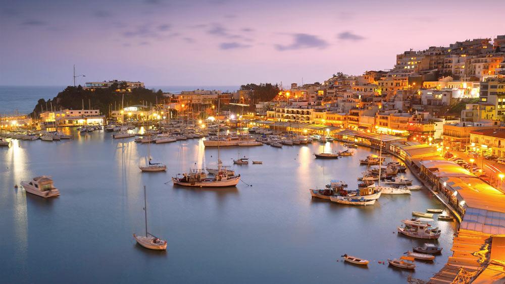 цены на туры в Афины