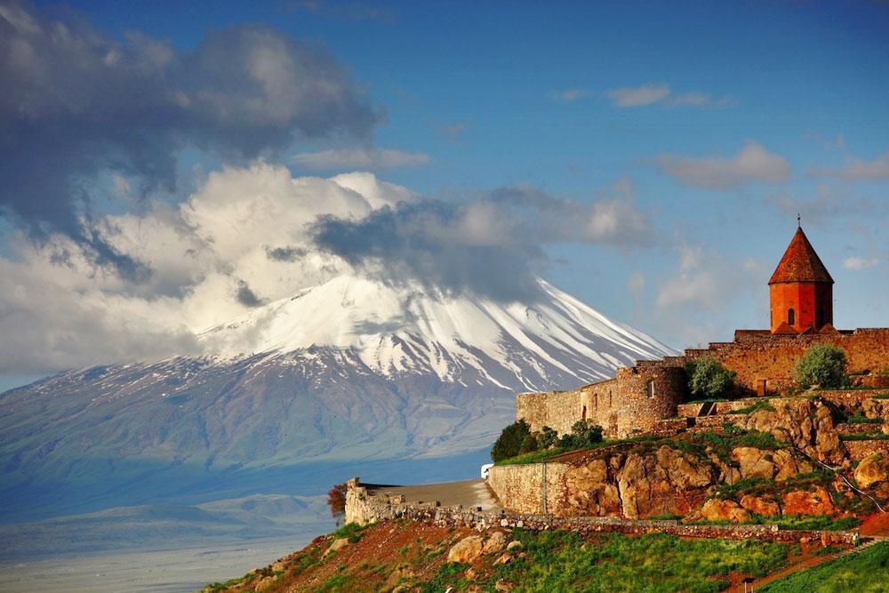 экскурсия на гору Арарат