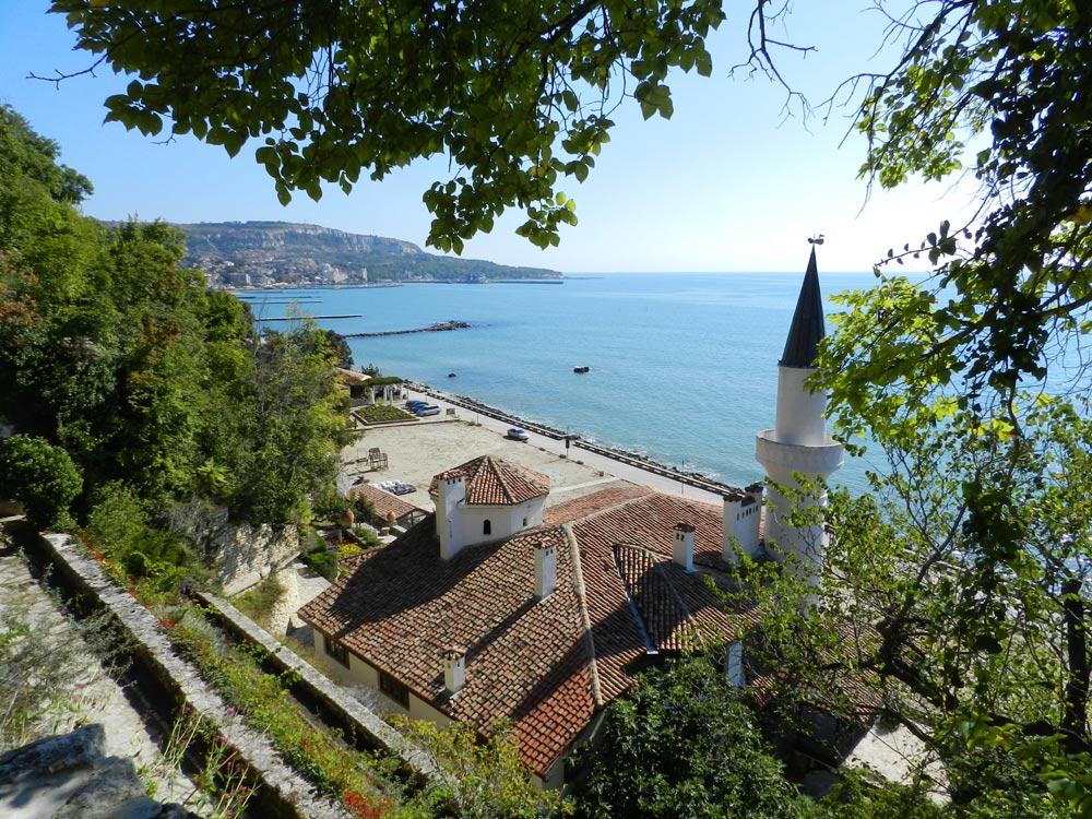 популярные места на курортах Болгарии