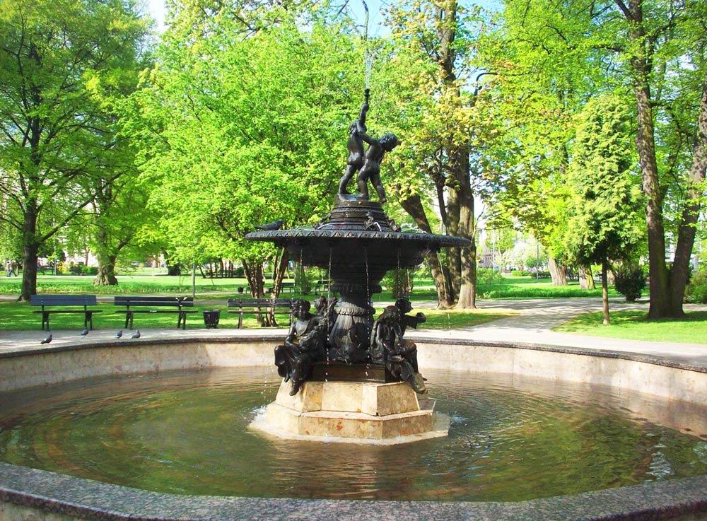 Верманский сад