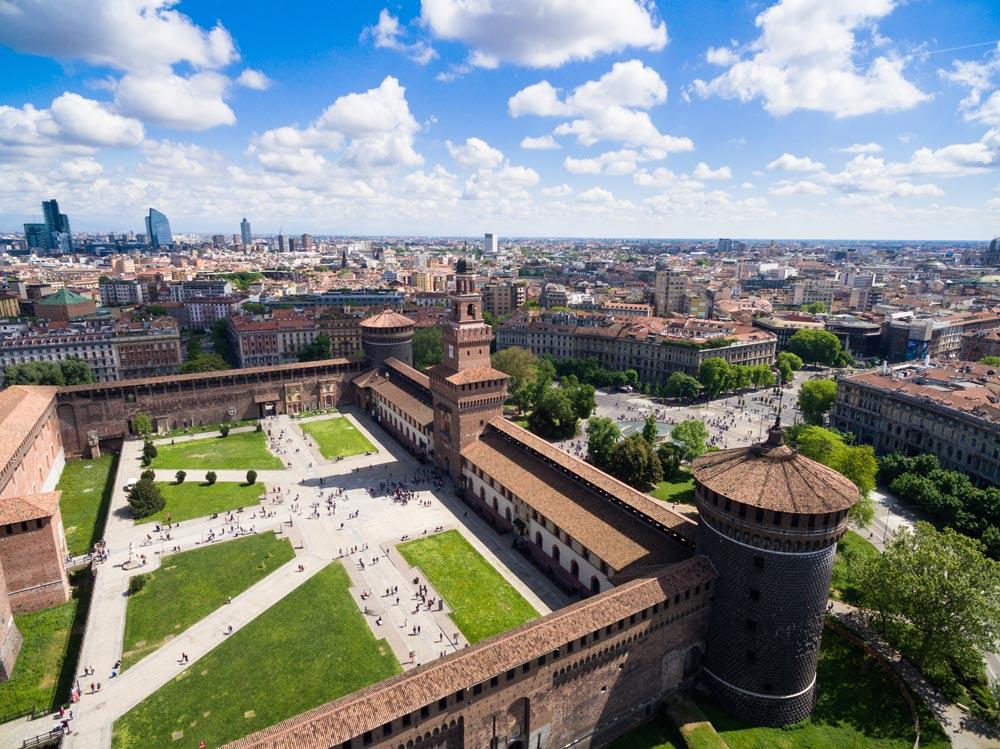 Популярные достопримечательности Милана