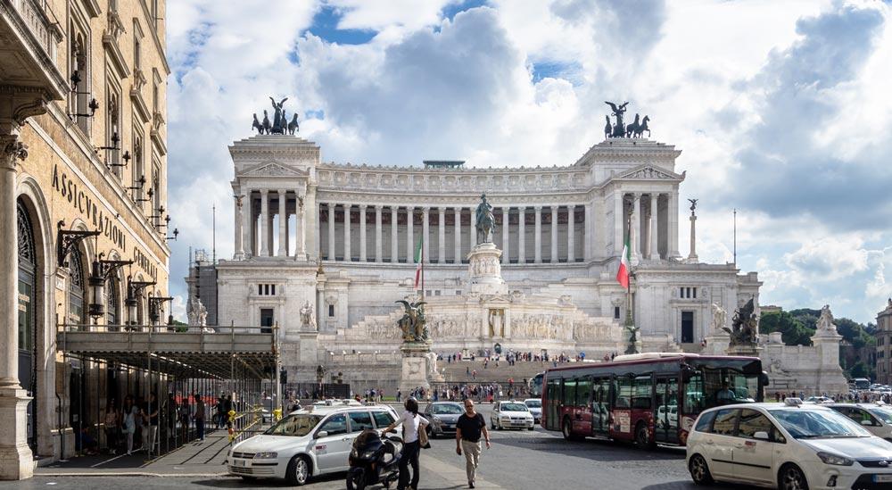 Достопримечательности Рима с названием и описанием