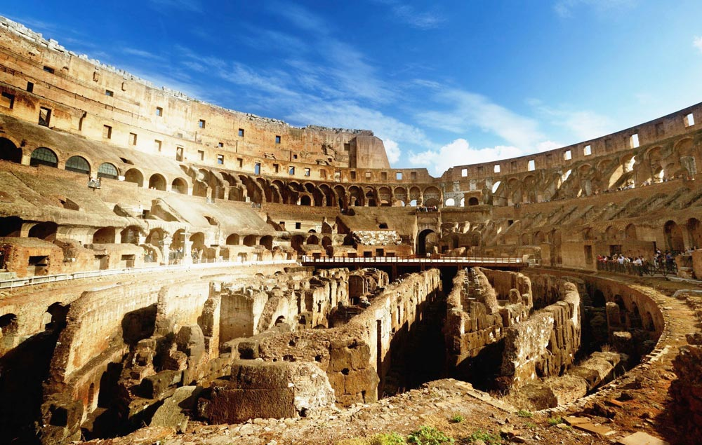 пешие экскурсии по Риму