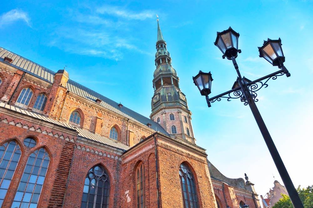 Лютеранский собор Святого Петра