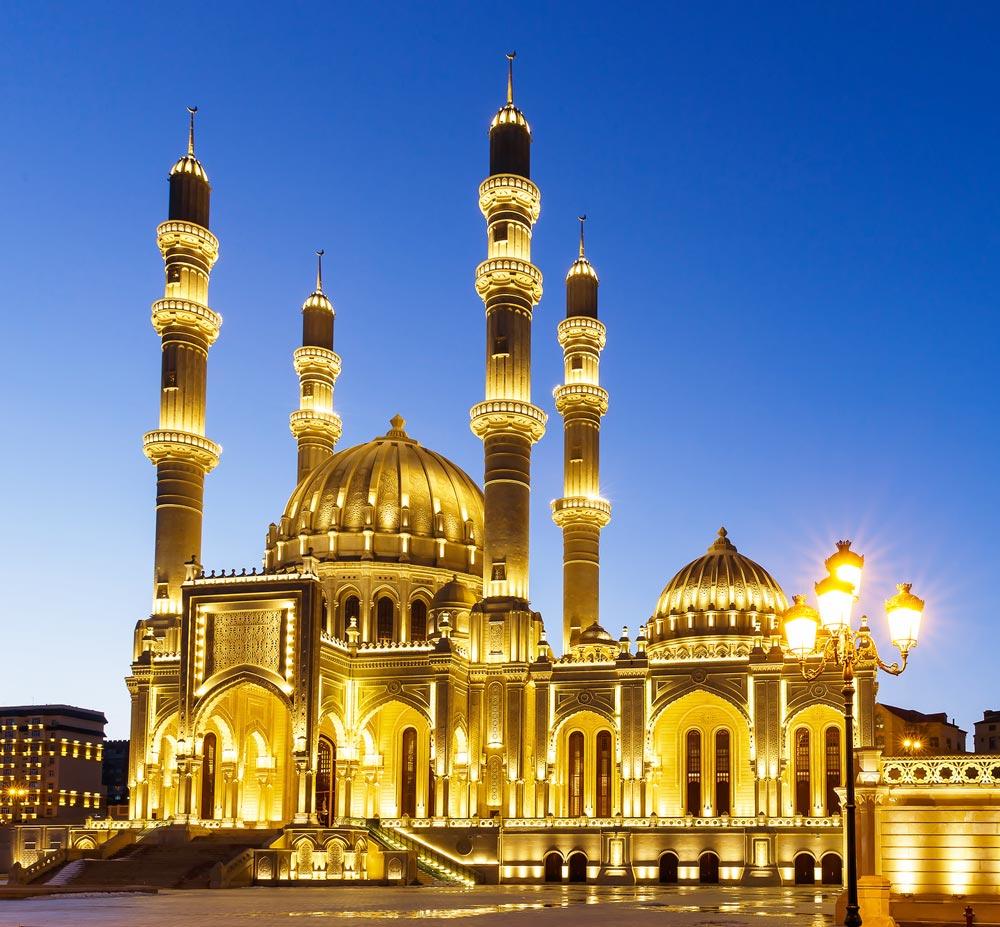 Экскурсии в Баку на русском языке, цены