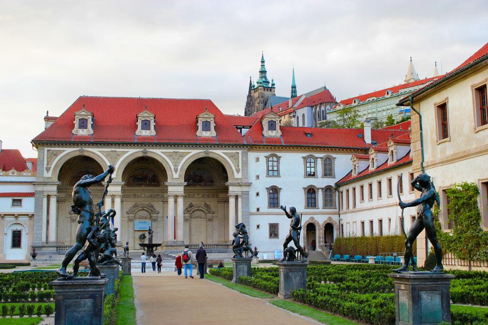 Что посмотреть в Праге с детьми