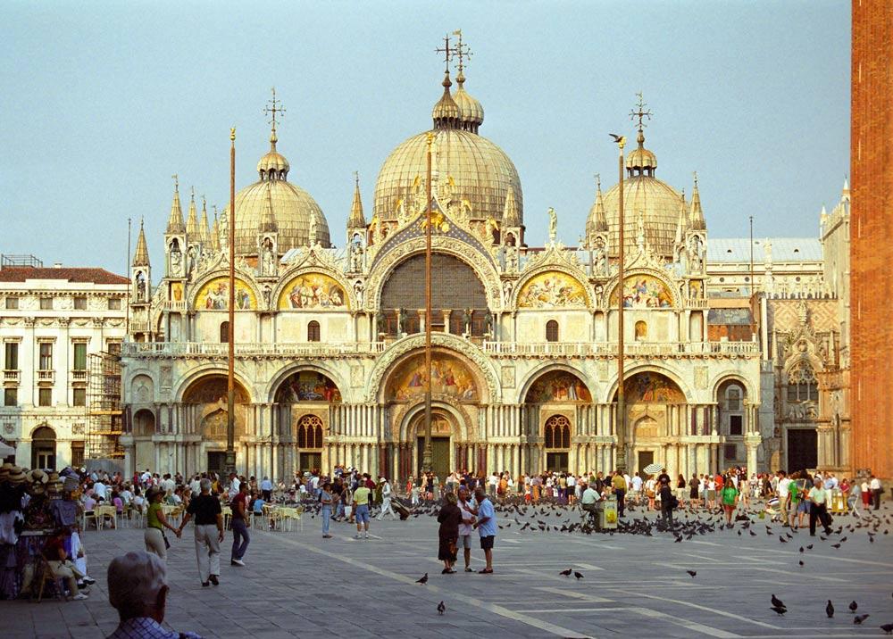 Что лучше посмотреть в Венеции