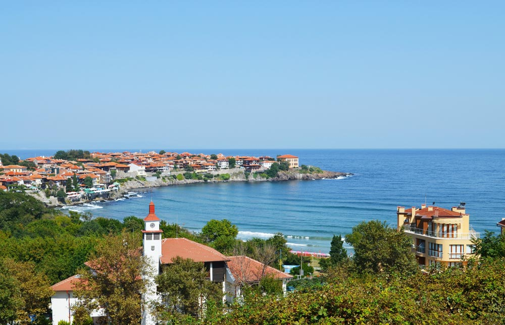 что посмотреть на Солнечном береге в Болгарии