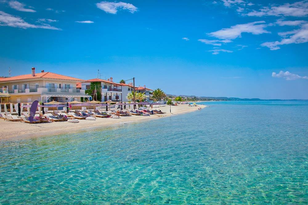 Где отдохнуть в Греции дешево