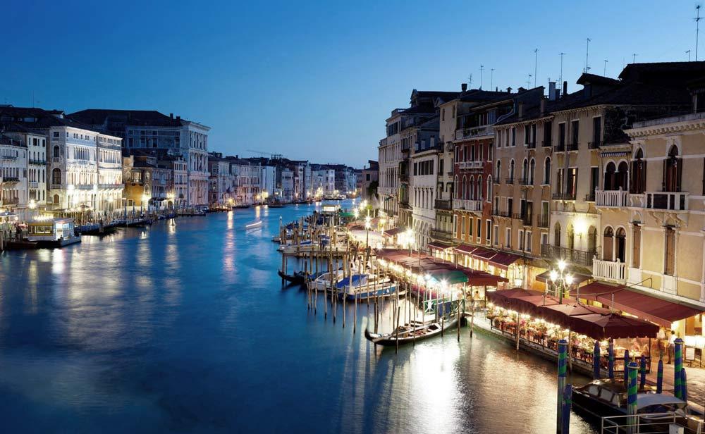 • Где остановиться в Венеции на один день