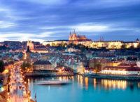Где прогуляться в Праге вечером