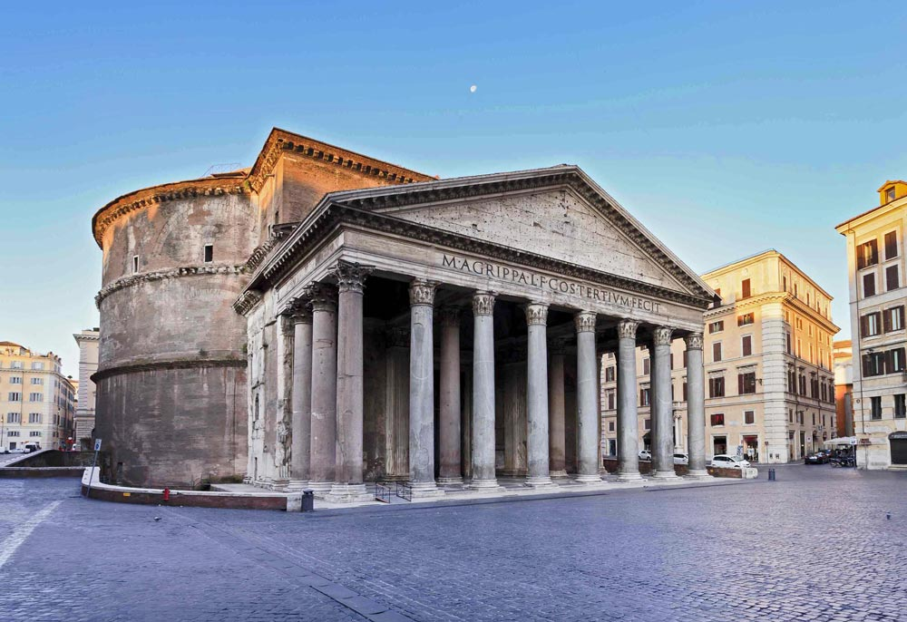 маршрут прогулки по Риму своим ходом