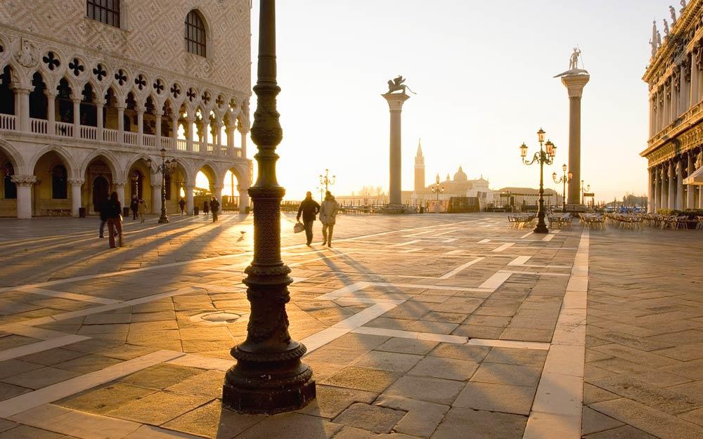 где побывать в Венеции в первую очередь