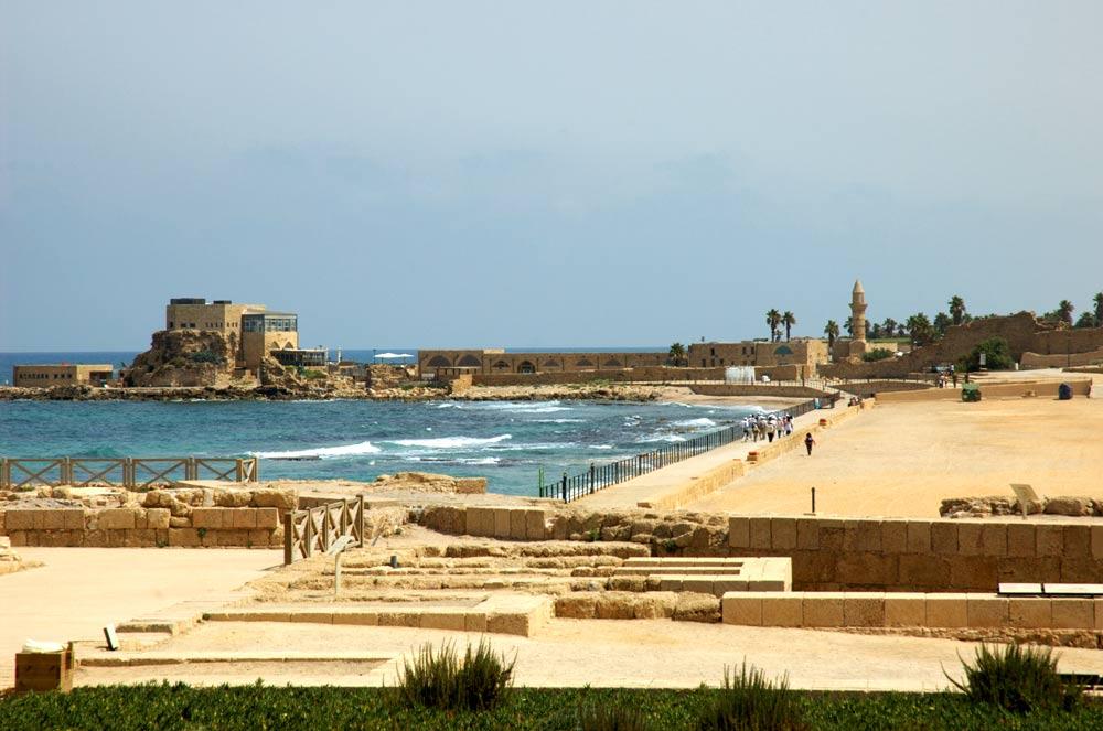 Пляжные достопримечательности Израиля