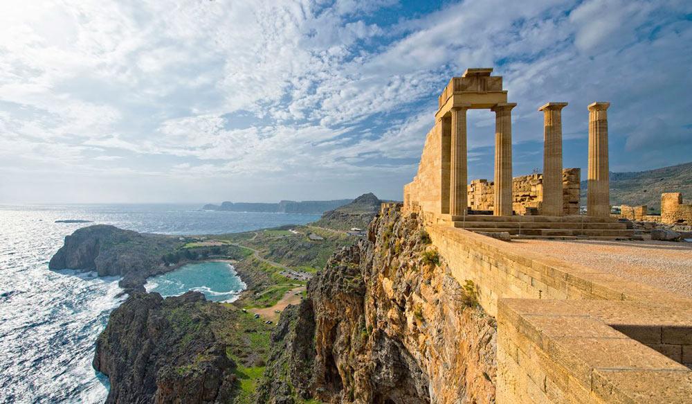 Лучшие курорты Греции для отдыха у моря