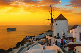 Цены на отдых в Греции своим ходом