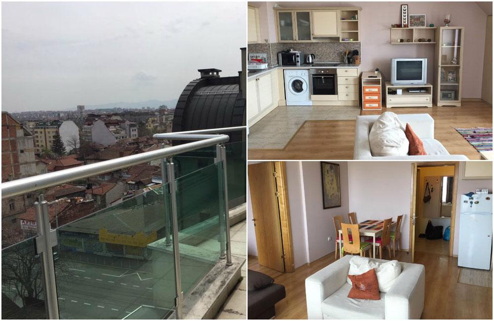 аренда частного жилья в Софии