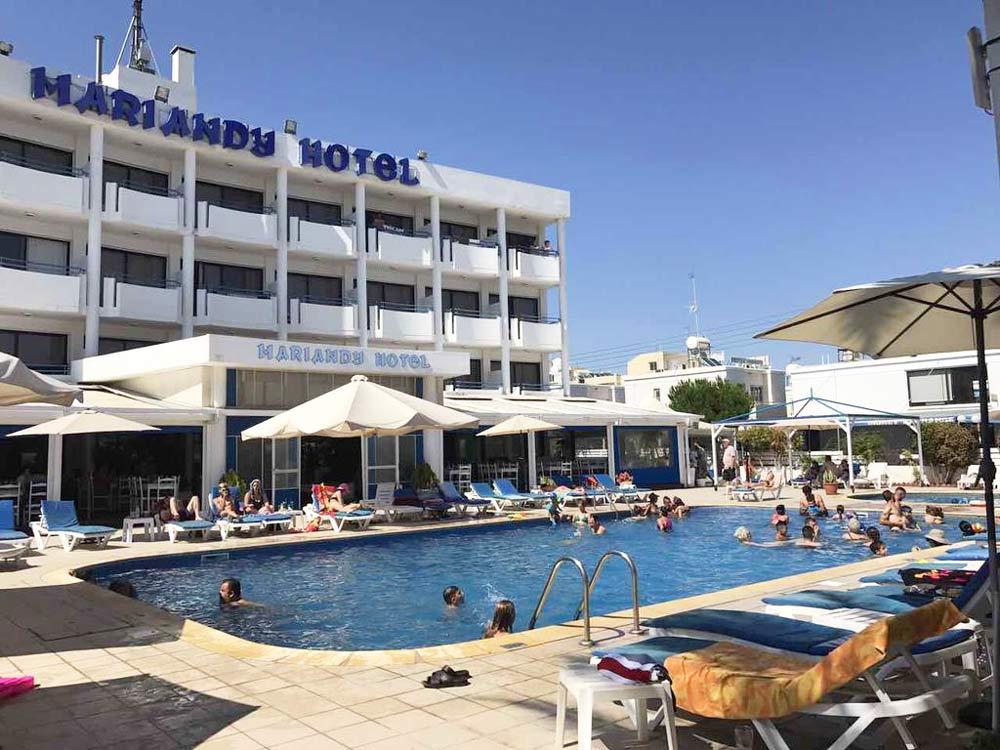 лучшие детские пляжи Кипра