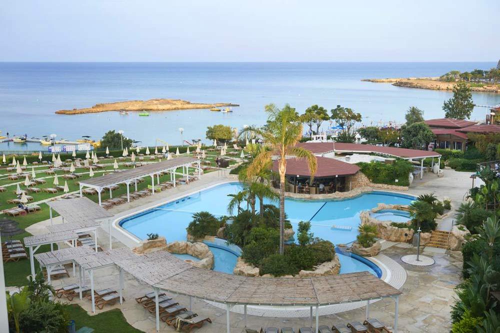 отели Кипра для отдыха с ребенком