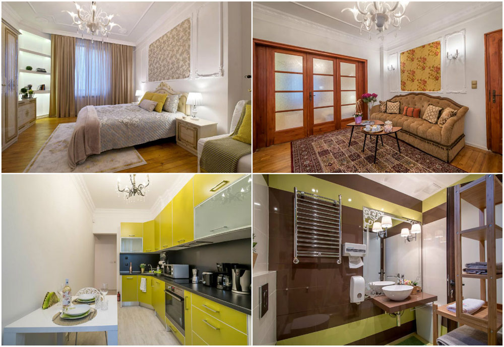 Апартаменты в Софии с хорошими условиями