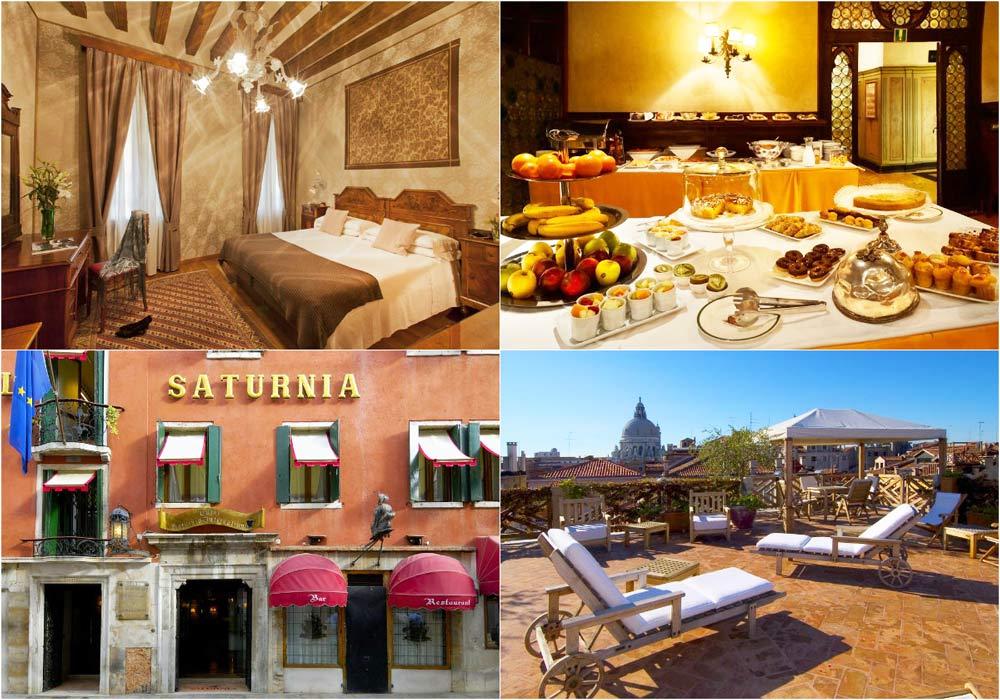 Hotel Saturnia Venezia