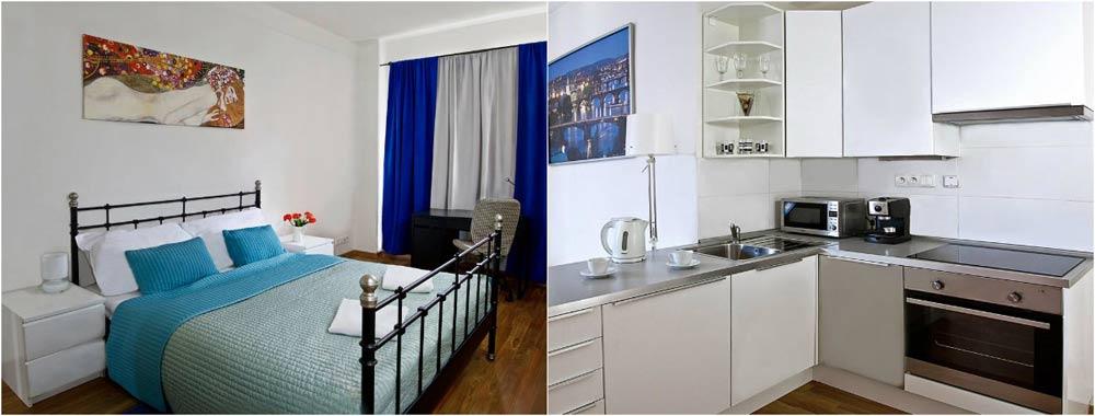 сколько стоит снять апартаменты в Праге