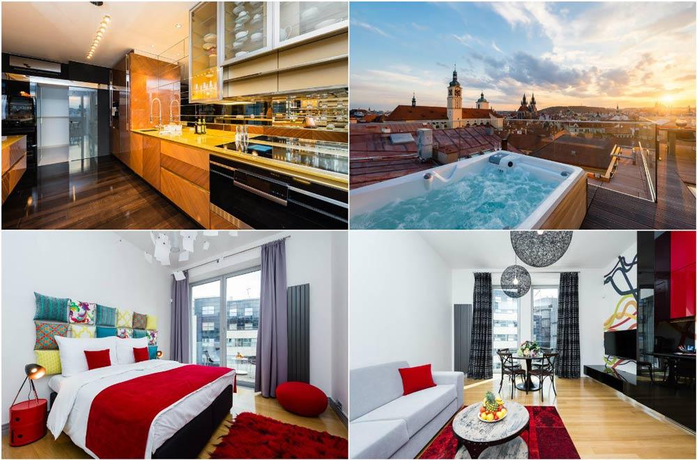 Отзывы о жилье в столице Чехии