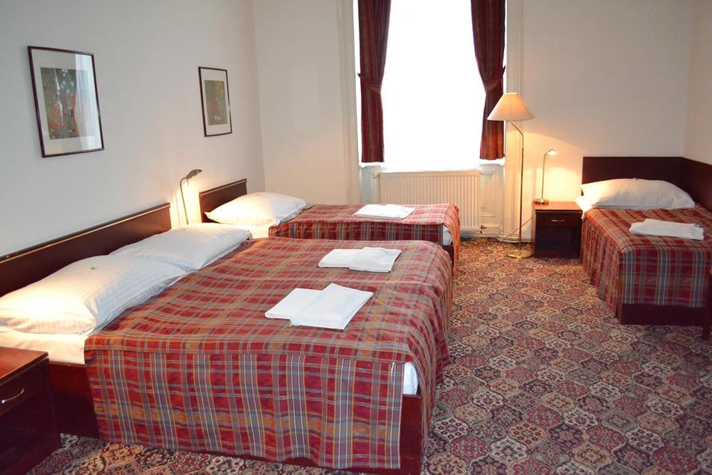 Хорошие гостиницы Праги 3 звезды