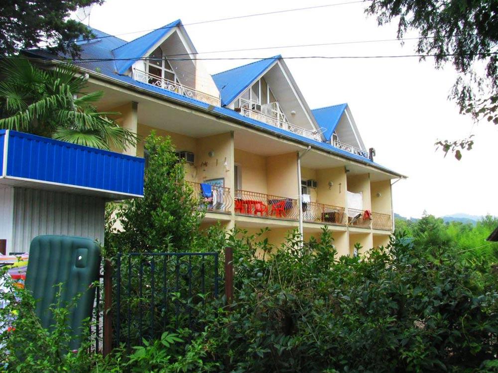 Стоимость отдыха в Дагомысе в частном секторе