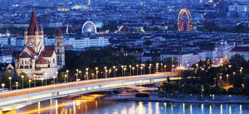 цены на экскурсии по Вене
