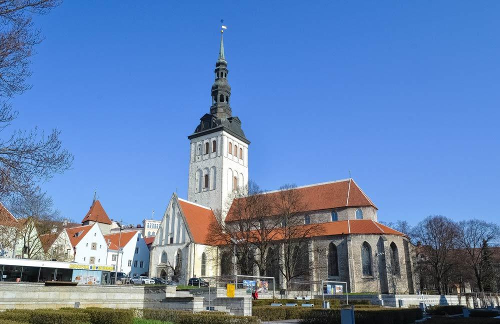 Экскурсии по Таллину на русском языке