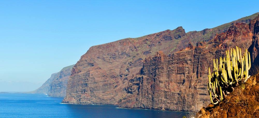 лучшие пляжи Тенерифе для отдыха