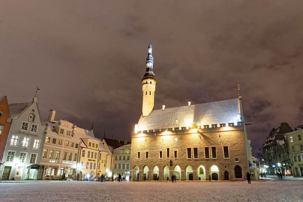 Увлекательные места Таллина