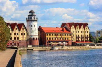 Что посмотреть в Калининграде из достопримечательностей