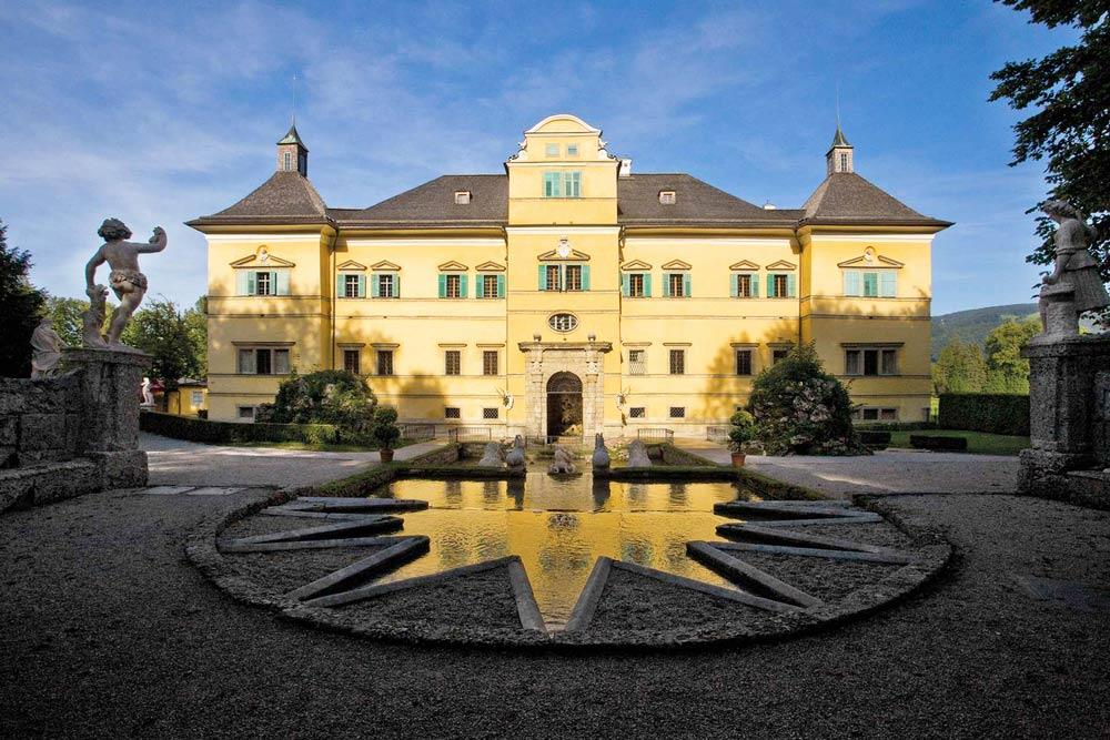Где побывать в Зальцбурге