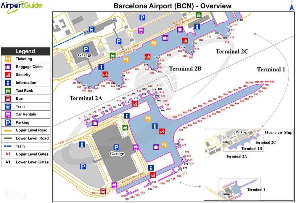 План схема аэропорта