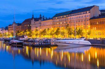 что посмотреть в Хельсинки за несколько дней