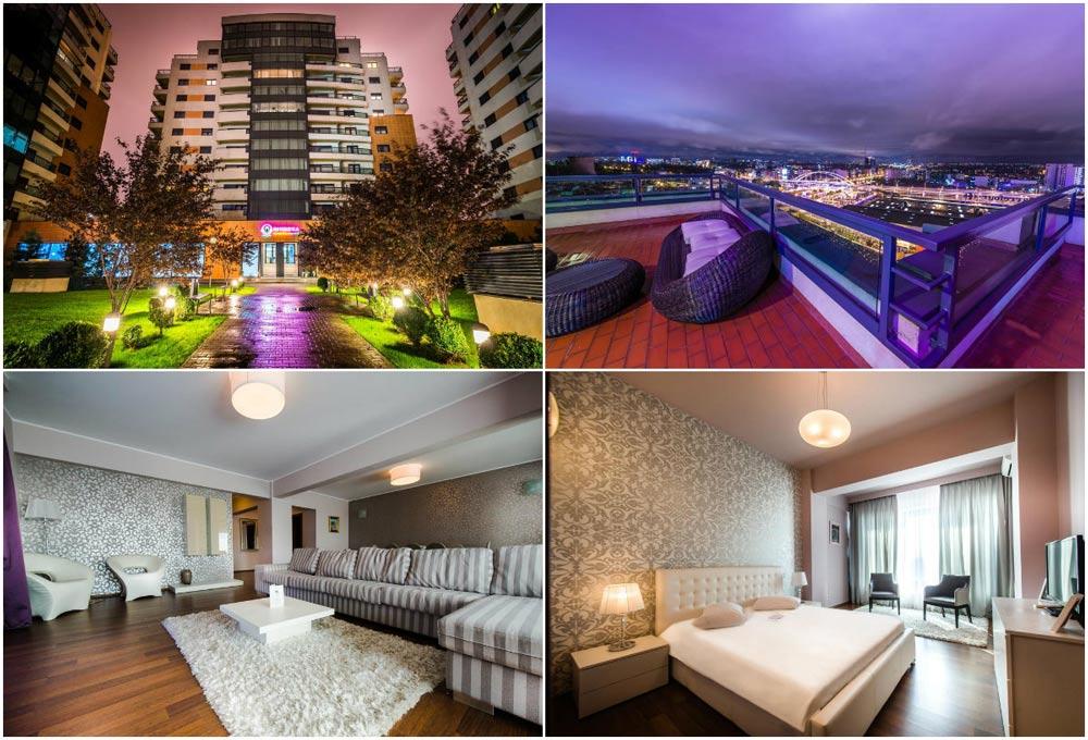 апартаменты в Бухаресте на 2 дня